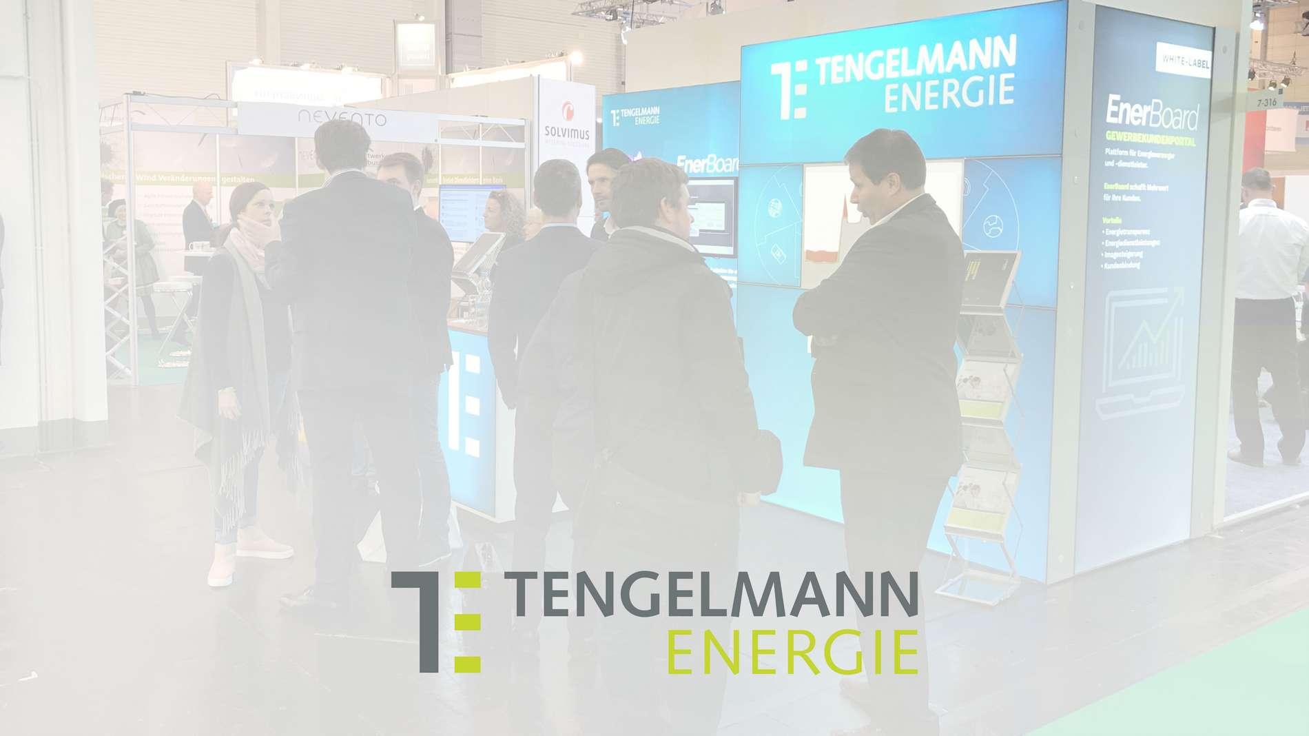 Tengelmann Energie auf der E-World 2019 – Halle 4 / Stand: 4-125
